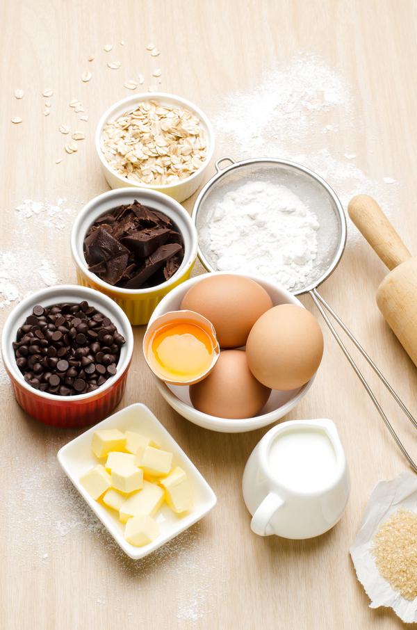 Afmaaling ingredienser