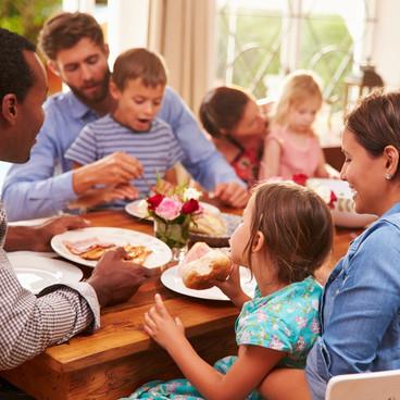 Aftensmaden – det varme måltid